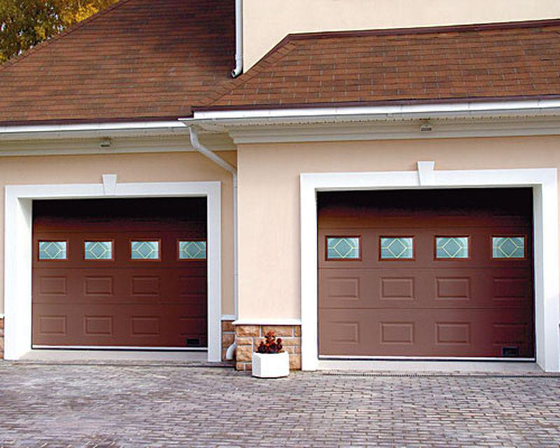 Ворота секционные на гараж купить проект гаража купить