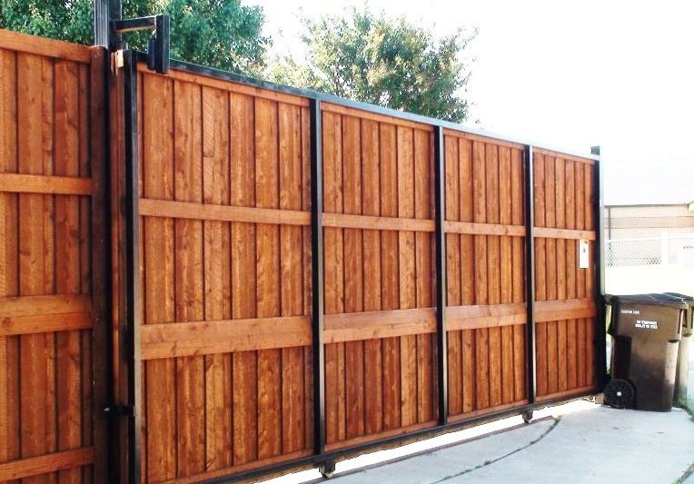 Купить ворота на забор цена комплектующие для раздвижных ворот до 200 кг