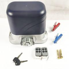 Комплект привода для откатных ворот HomeGate с двумя пультами LTM600AC