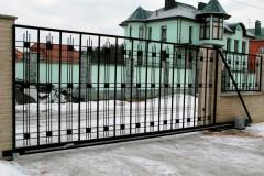 Решетчатые ворота